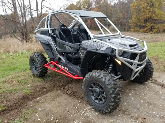 Polaris RZR Turbo Build with Houser Racing Roll Cage, Max Protection Front Bumper, Tie Ins, and R2 Tree Bars