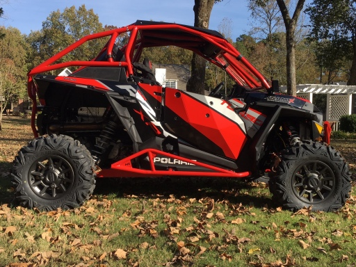 Polaris RZR Turbo Build with Houser Racing Roll Cage, Tree Bars, Front and Rear Bumper