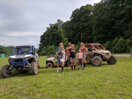 The Houser Crew out for a ride!